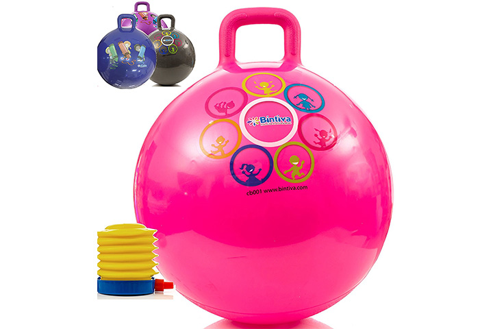 Space Hopper Ball