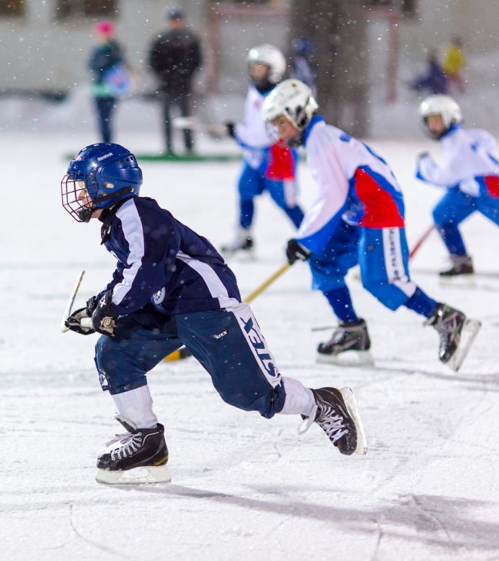 Hockey Information For Kids