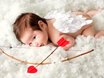 40 Valentine's Day Inspired Baby Names For Boys And Girls
