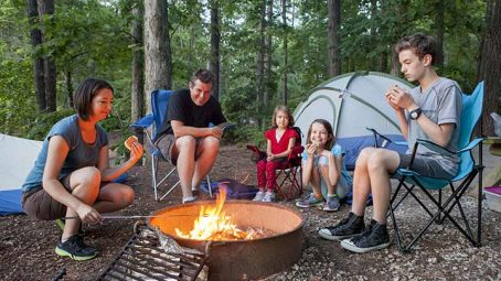 Yummy Camping Recipes For Kids