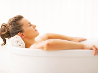 All You Need To Know About Bathing After Giving Birth