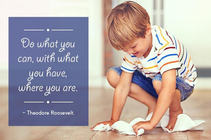 Encouraging Words For Children
