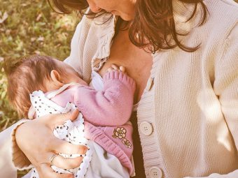 6 Things You Realize About Your Body While Breastfeeding