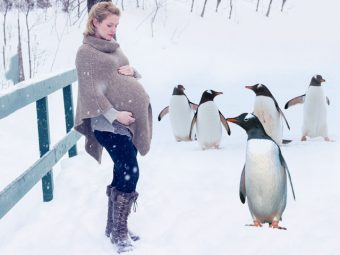 Research Confirms That Pregnant Women Do Waddle Like Penguins