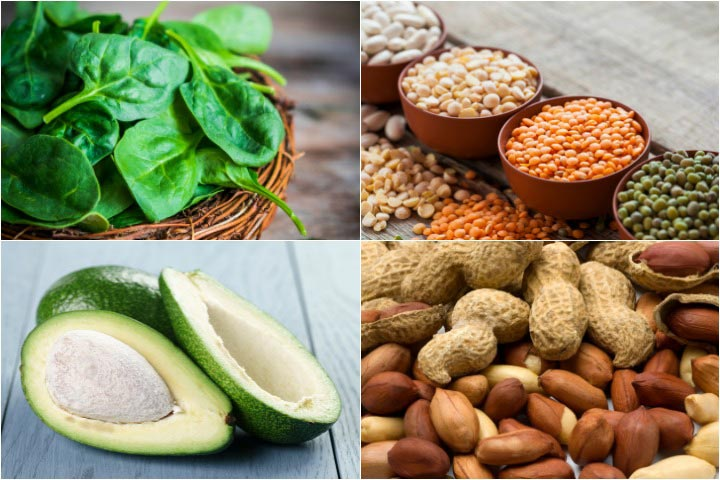 Superfoods For Moms-To-Be To Develop Baby's Brain