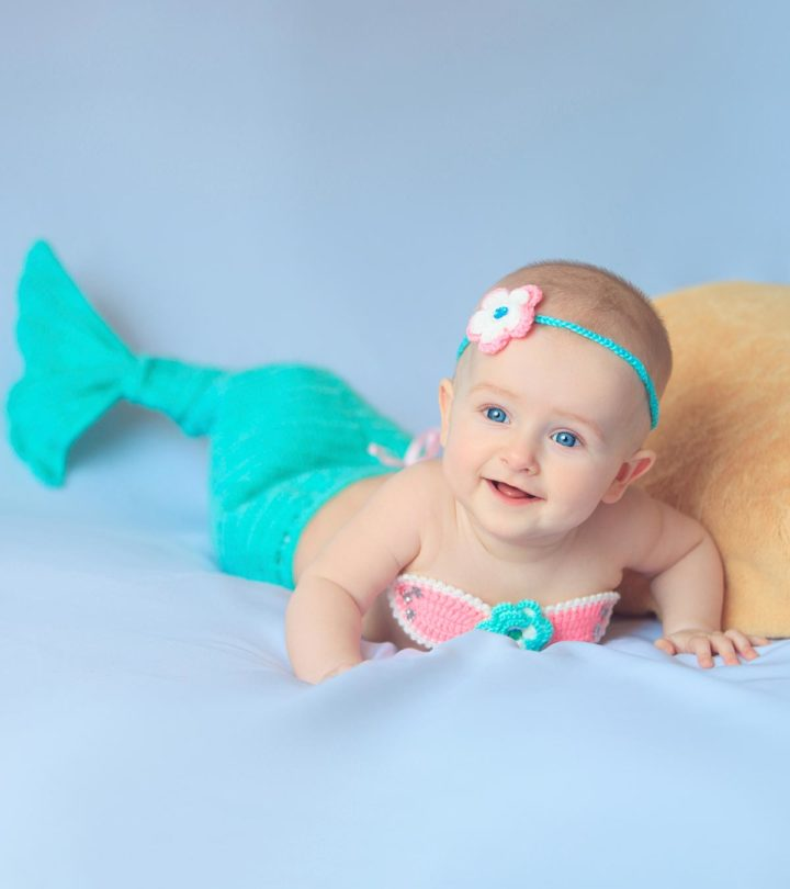 Breathtaking Fairy, Mermaid, And Magical Baby Names