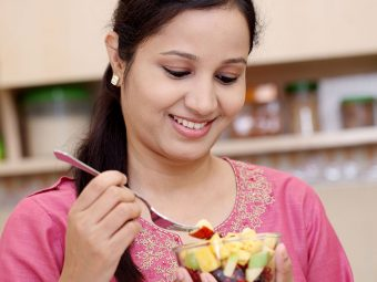 Indian Diet During Pregnancy - A Healthy Daily Diet Chart