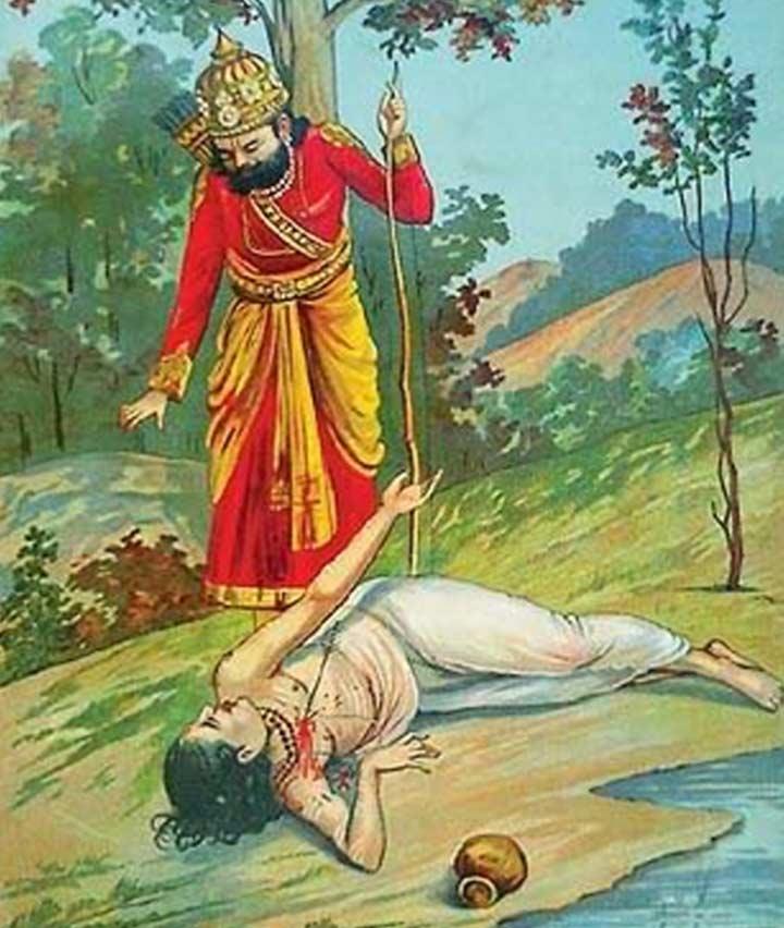 Shravan Kumar's devotion to his parents