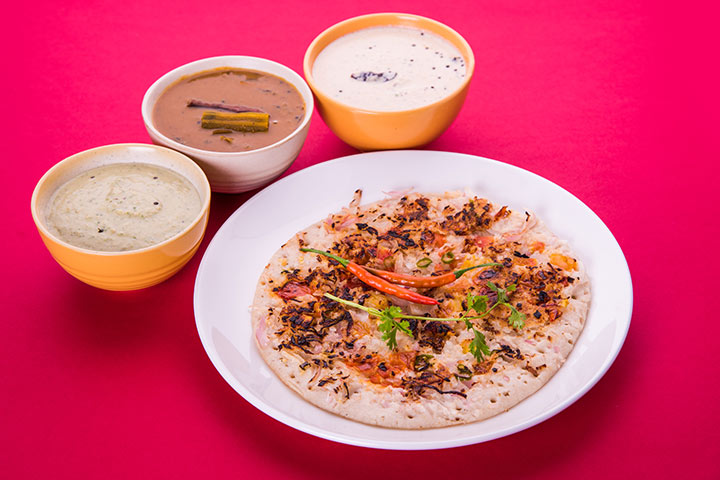 23 tasty and healthy indian breakfast recipes for kids uttapam forumfinder Images