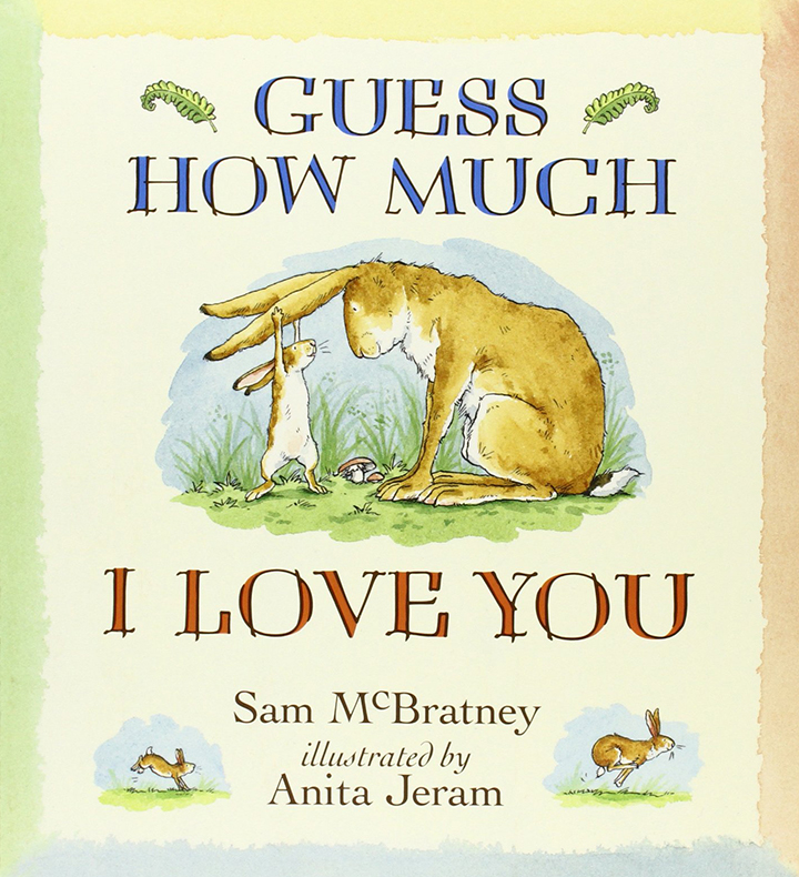 Guess How Much I Love You by Sam McBratney New MJ