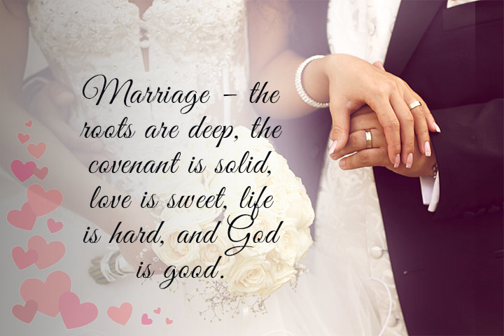 Bon Marriage Quotes