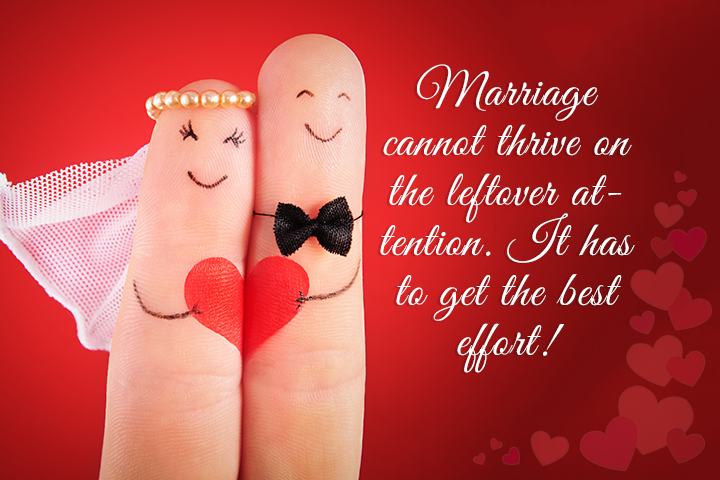 short wedding sayings