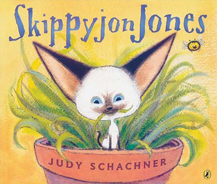 Skippyjon Jones by Judith Byron Schachner