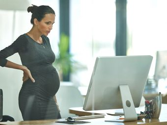 9 Things That Make You Comfortable At Work During Pregnancy