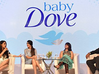 Baby Dove Takes Its First Steps In India