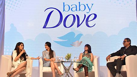 Baby Dove Takes Its First Steps In India - MomJunction