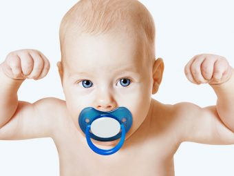 6 Effective Ways To Build Your Baby's Muscles