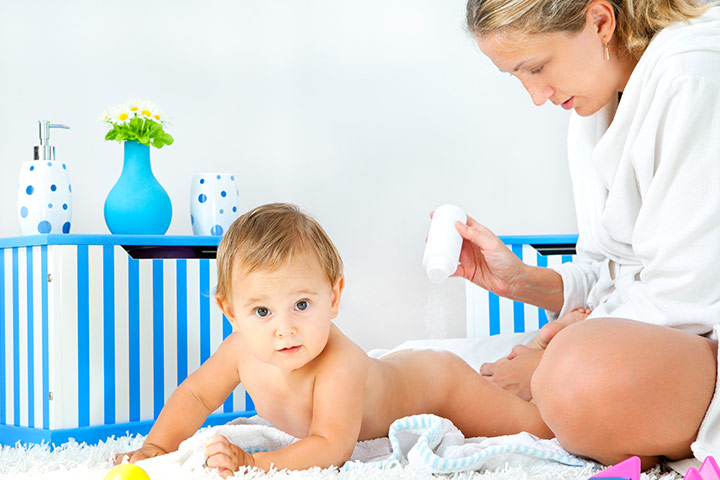 How Safe Is Using Baby Powder On Babies