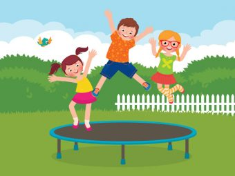 Should Your Kids Avoid Trampolines And Bouncy Castles?