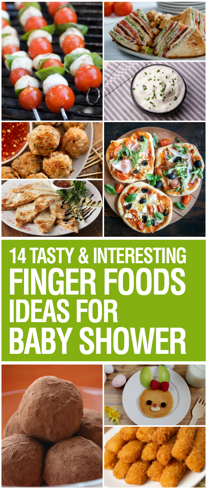 tasty and interesting finger foods ideas for baby shower momjunction