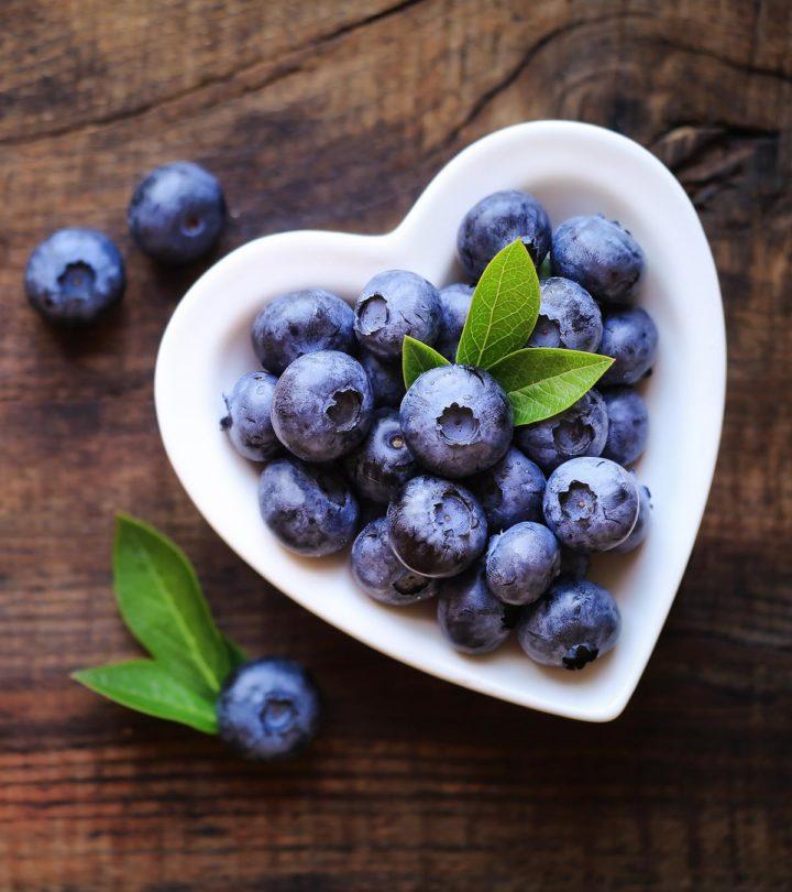 Delightful Health Benefits Of Blueberries For Babies