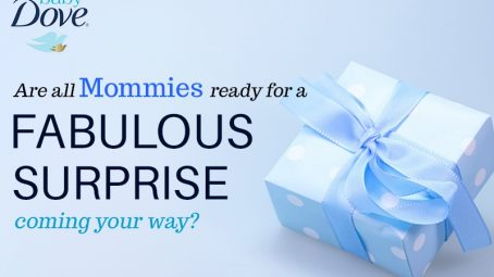 A Fabulous Surprise For Mommies