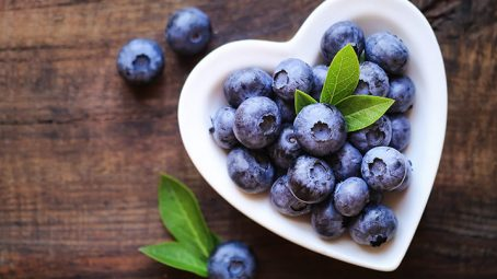 Delightful Health Benefits Of Blueberries For Babies