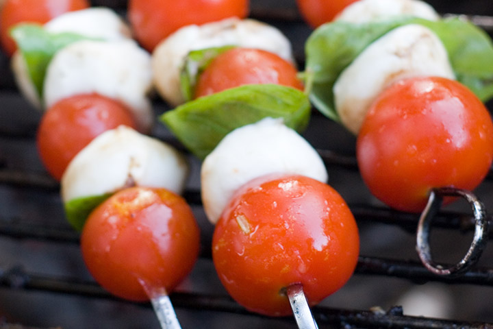 Tomato Skewers Recipes