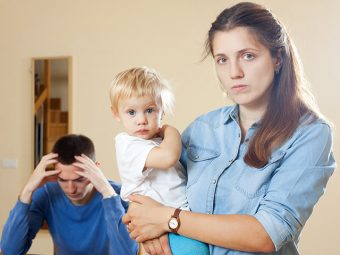 Trouble In Paradise Post Childbirth – Blame These Things!