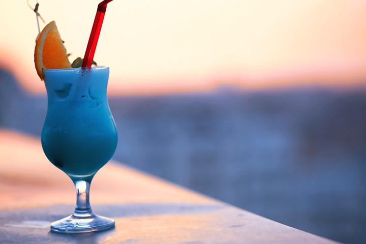 Blue Pina Colada