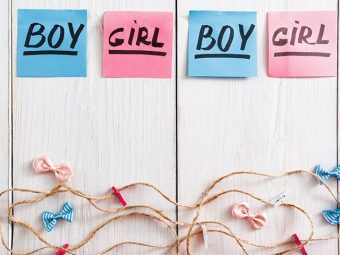 Boy Or Girl – Mother's BP May Reveal!