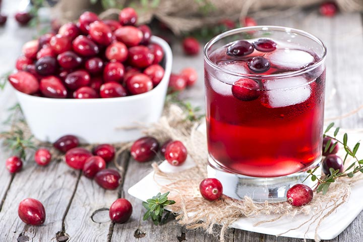 Crazy Cranberry Punch Recipes