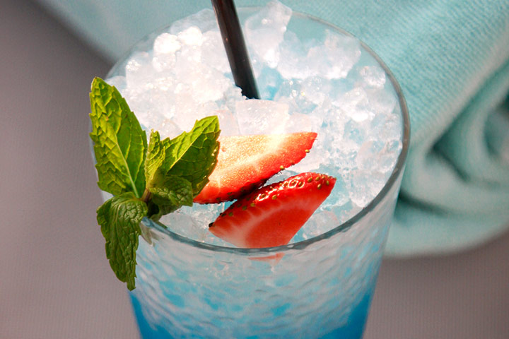 Blue Slush Punch Recipe