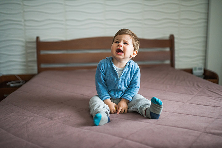 Toddler's Bed Wetting Problem