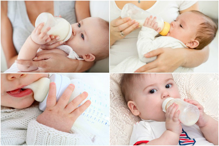 When Can A Baby Hold Bottle 6 Easy Tips To Help With It