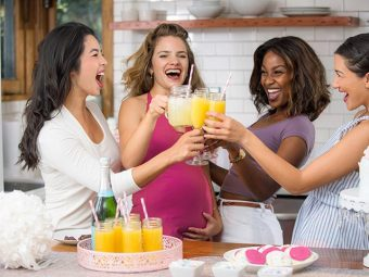21 Yummy, Non-Alcoholic Punch Recipes For Baby Shower