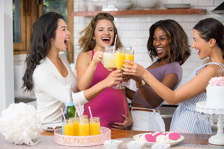 Yummy, Non-Alcoholic Punch Recipes For Baby Shower