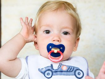 7 Things To Remember While Giving Your Baby A Pacifier