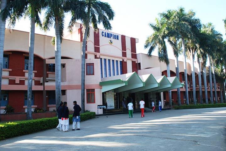 Campion School, Bhopal
