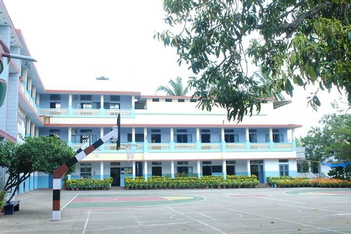 Carmel Girls Higher Secondary School