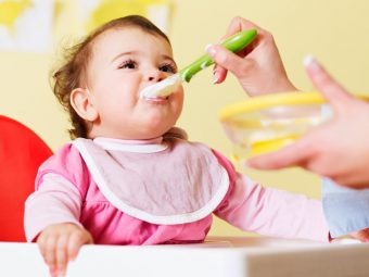 Here's An Age-Wise Food Guide For Your Baby