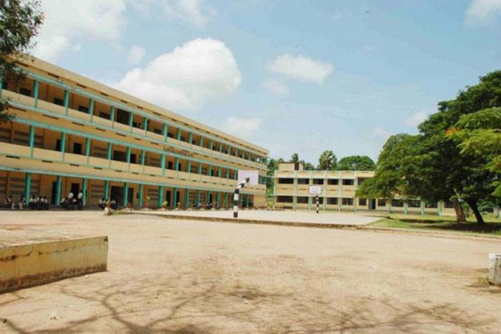 M.M.R Higher Secondary School