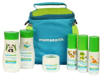 MamaEarth Baby Care Essentials Kit: Here's My Review!