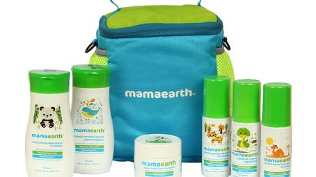 MamaEarth Baby Care Essentials Kit