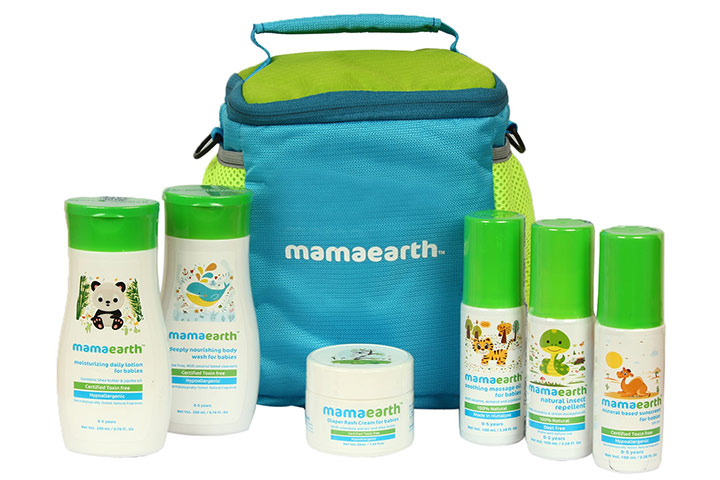 MamaEarth Review
