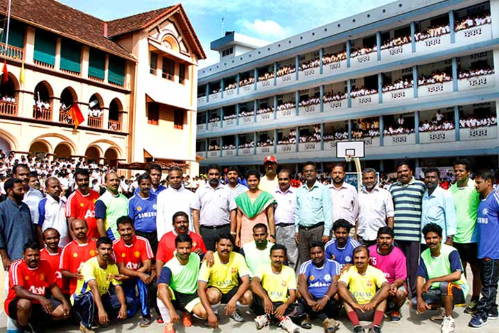 St Joseph's Higher Secondary School