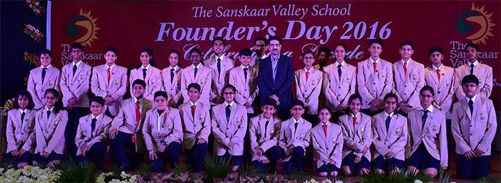 The Sanskaar Valley School