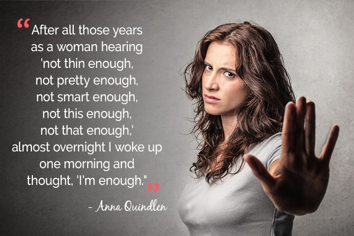 After all those years as a woman hearing