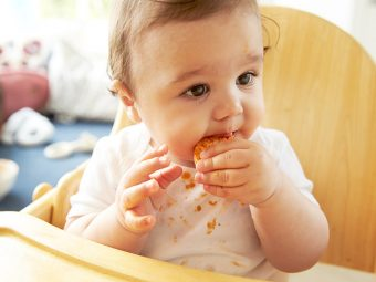 All You Need To Know About Baby-Led-Weaning