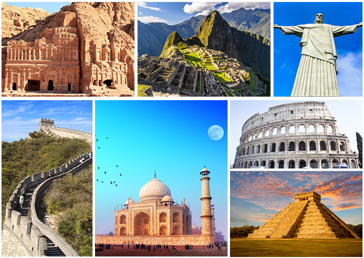 Glorious Facts About Seven Wonders Of The World For Kids Momjunction